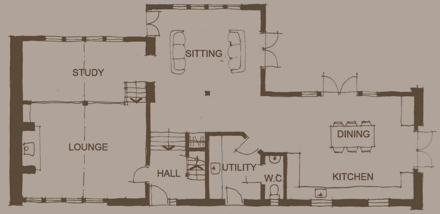 In-house design service and planning assistance