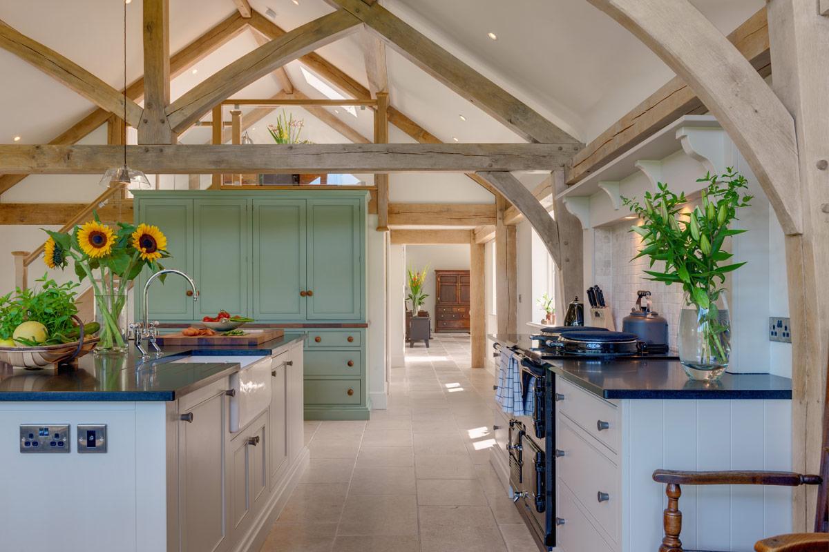 Unfitted Kitchen Furniture Gallery Welsh Oak Frame
